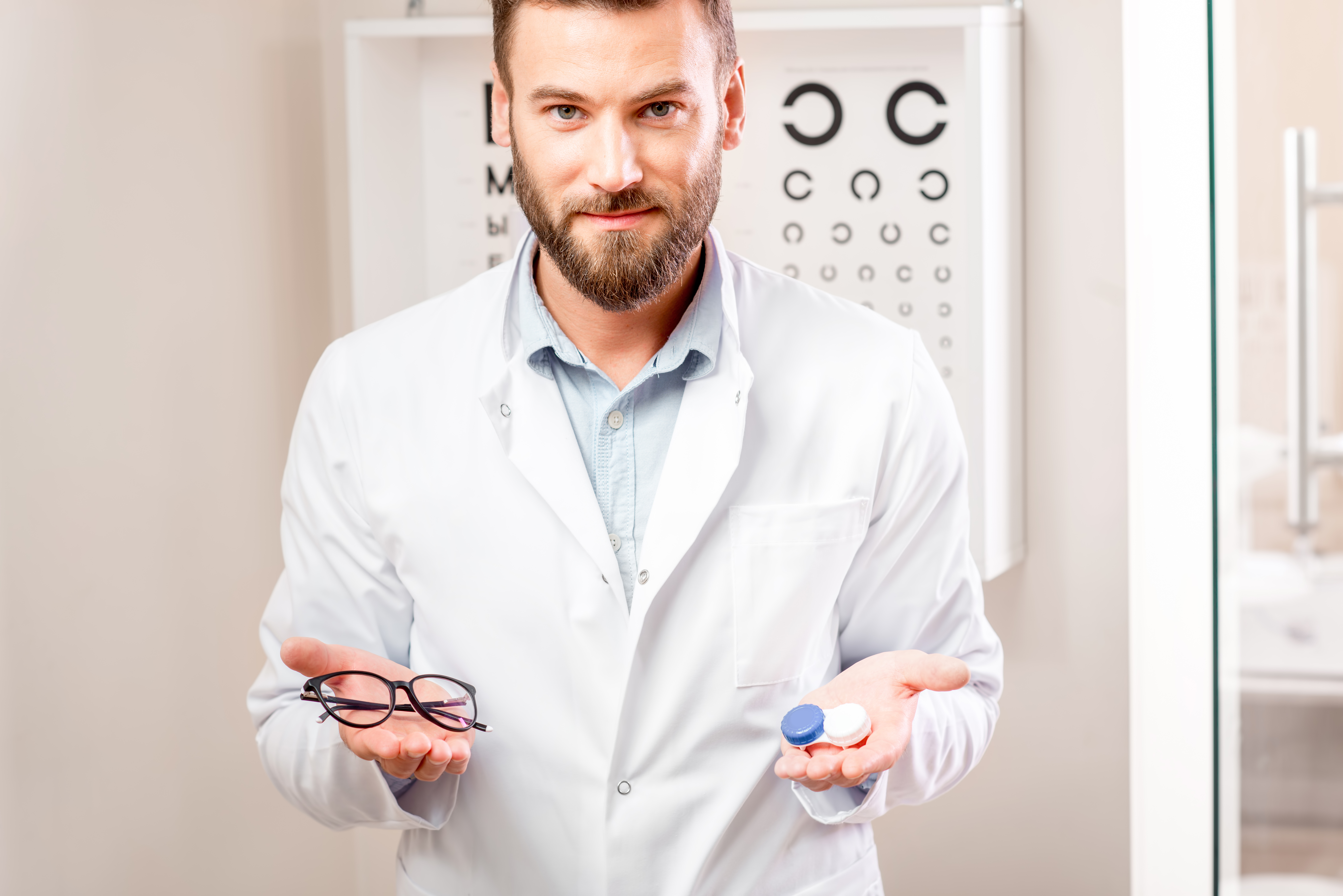 98e59034c8 Óculos ou lentes de contacto: Qual a melhor opção?